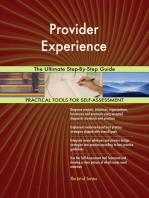 Provider Experience The Ultimate Step-By-Step Guide