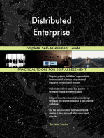 Distributed Enterprise Complete Self-Assessment Guide