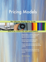 Pricing Models The Ultimate Step-By-Step Guide