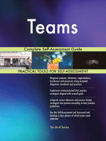 Teams Complete Self-Assessment Guide