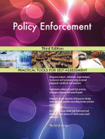 Policy Enforcement Third Edition