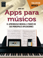 Apps para músicos: El aprendizaje musical a través de sus principales aplicaciones