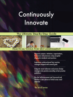 Continuously Innovate The Ultimate Step-By-Step Guide