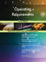 Operating Requirements Third Edition