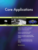 Core Applications Standard Requirements