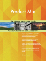 Product Mix The Ultimate Step-By-Step Guide