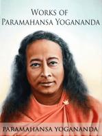Works of Paramahansa Yogananda