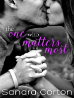 The One Who Matter Most