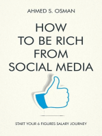 How To Be Rich from Social Media