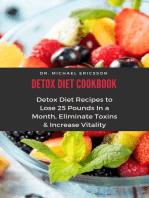 Detox Diet Cookbook