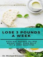 Lose 3 Pounds a Week