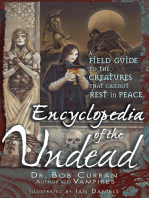 Encyclopedia of the Undead
