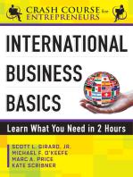 International Business Basics