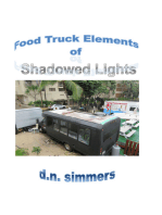 Food Truck Elements of Shadowed Lights