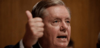 How Lindsey Graham Tries to Keep Trump Hawkish
