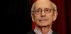 Stephen Breyer Is Reading Aeschylus While the Supreme Court Burns Around Him
