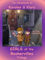 Girls of the Baskervilles Trilogy