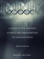 A Guide to the Handling, Storage and Transportation of Nanomaterials