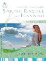 Face-to-Face with Sarah, Rachel, and Hannah