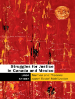 Struggles for Justice in Canada and Mexico