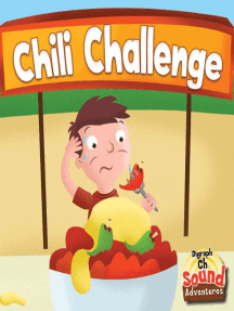 The Chili Challenge: Phoenetic Sound /Ch/