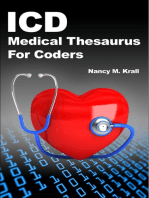 ICD Medical Thesaurus For Medical Coders