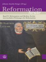 Reformation heute