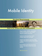 Mobile Identity Standard Requirements