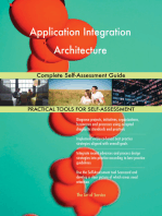 Application Integration Architecture Complete Self-Assessment Guide