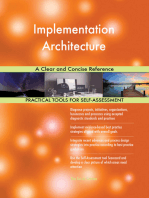 Implementation Architecture A Clear and Concise Reference