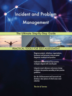 Incident and Problem Management The Ultimate Step-By-Step Guide