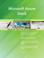 Microsoft Azure Stack Standard Requirements