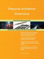Enterprise Architecture Governance Standard Requirements