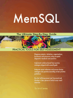 MemSQL The Ultimate Step-By-Step Guide