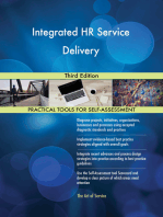 Integrated HR Service Delivery Third Edition
