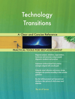 Technology Transitions A Clear and Concise Reference