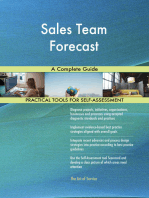 Sales Team Forecast A Complete Guide