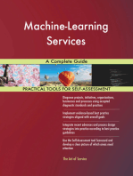 Machine-Learning Services A Complete Guide