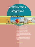 Collaboration Integration Standard Requirements