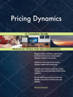 Pricing Dynamics A Complete Guide