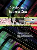 Developing a Business Case Complete Self-Assessment Guide