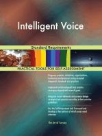 Intelligent Voice Standard Requirements