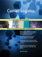 Carrier Logistics Standard Requirements