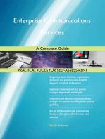 Enterprise Communications Services A Complete Guide