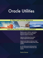 Oracle Utilities A Clear and Concise Reference