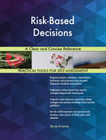 Risk-Based Decisions A Clear and Concise Reference
