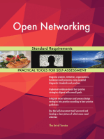 Open Networking Standard Requirements