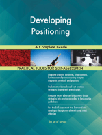 Developing Positioning A Complete Guide