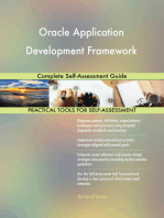 Oracle Application Development Framework Complete Self-Assessment Guide