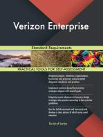 Verizon Enterprise Standard Requirements